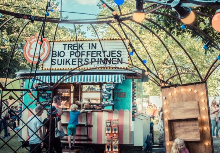 5x Europese food truck festivals