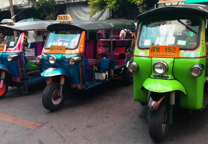 Voorbereiding voor een onvergetelijke reis in Thailand